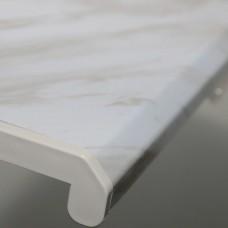 Подоконник Danke Комфорт мрамор серый глянец - Фото 18
