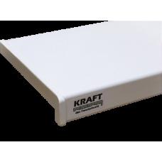 Подоконник Kraft белый - Фото 8