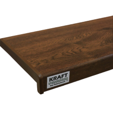Подоконник Kraft орех - Фото 4