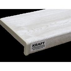Подоконник Kraft полярный дуб - Фото 5