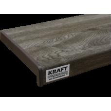 Подоконник Kraft серый дуб - Фото 6