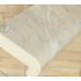 Подоконник Plastolit бежевый мрамор глянец - Фото 2