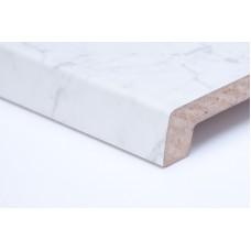 Подоконник Topalit Mono Classic белый мрамор