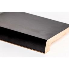 Подоконник Topalit Mono Design чёрный - Фото 21